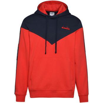 textil Herre Sweatshirts Diadora 502176426 Blå