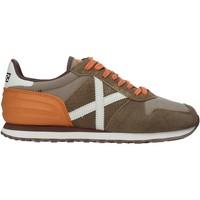 Sko Herre Lave sneakers Munich 8620388 Grøn