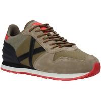 Sko Herre Lave sneakers Munich 8620390 Grøn