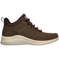 Sko Herre Lave sneakers Skechers 52780 Brun