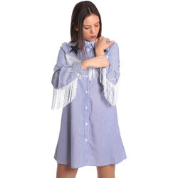 textil Dame Korte kjoler Denny Rose 811DD10018 Blå