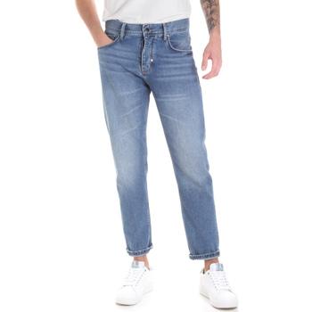 textil Herre Lige jeans Antony Morato MMDT00226 FA700111 Blå