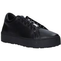 Sko Dame Lave sneakers Apepazza F0SLY06/LEA Sort
