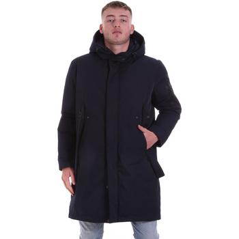textil Herre Frakker Antony Morato MMCO00691 FA600199 Blå