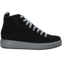 Sko Dame Høje sneakers IgI&CO 6162200 Sort