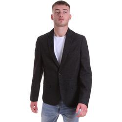 textil Herre Jakker / Blazere Antony Morato MMJS00005 FA650205 Sort