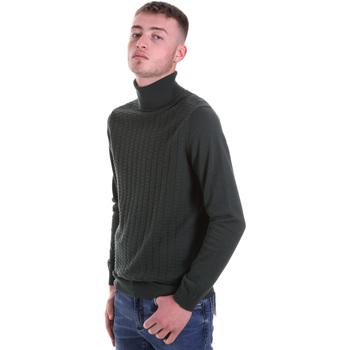 textil Herre Pullovere Antony Morato MMSW01151 YA200066 Grøn