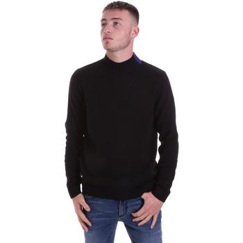 textil Herre Pullovere Antony Morato MMSW01138 YA400133 Sort