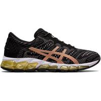 Sko Dame Lave sneakers Asics 1022A132 Sort