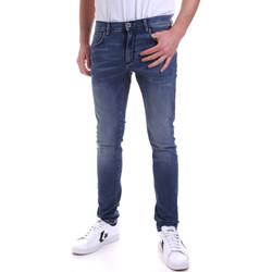textil Herre Jeans - skinny Antony Morato MMDT00234 FA750251 Blå