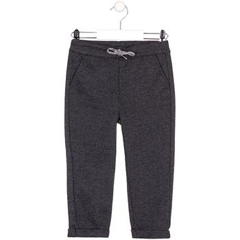 textil Børn Chinos / Gulerodsbukser Losan 025-6027AL Grå