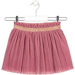 textil Pige Nederdele Losan 026-7799AL Lyserød