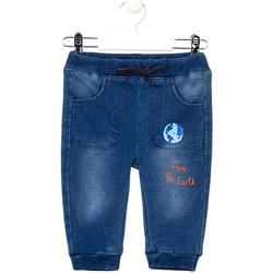 textil Pige Smalle jeans Losan 027-6017AL Blå