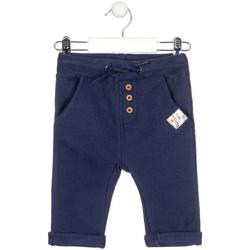 textil Børn Chinos / Gulerodsbukser Losan 027-6020AL Blå