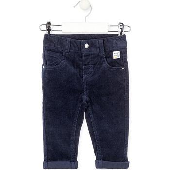 textil Børn Lærredsbukser Losan 027-9001AL Blå