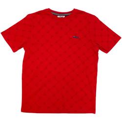 textil Børn T-shirts m. korte ærmer Fila 688084 Rød