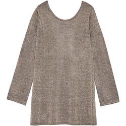 textil Dame Korte kjoler Pepe jeans PL952618 Guld