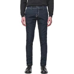 textil Herre Smalle jeans Antony Morato MMDT00249 FA750282 Blå