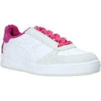 Sko Dame Lave sneakers Diadora 201171886 hvid