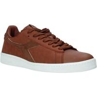 Sko Dame Lave sneakers Diadora 501.172.296 Brun