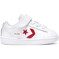 Sko Børn Lave sneakers Converse 768406C hvid
