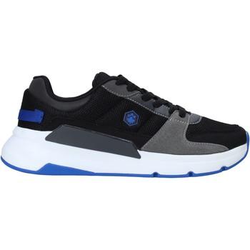 Sko Herre Lave sneakers Lumberjack SMA2111 001 Y89 Sort