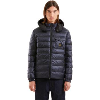 textil Herre Dynejakker Refrigiwear RM5G06600NY9132 Blå