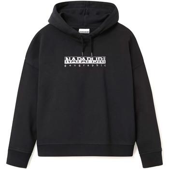 textil Dame Sweatshirts Napapijri NP0A4EOF Sort