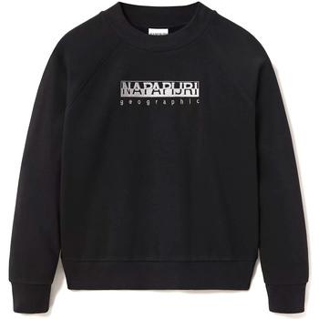 textil Dame Sweatshirts Napapijri NP0A4EOG Sort