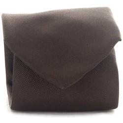 textil Herre Slips og accessories Michi D'amato CRAVATTA 001 Brown