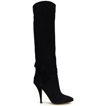 Sko Dame Chikke støvler Valentino Garavani  Sort