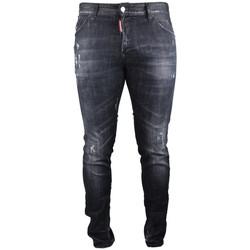 textil Herre Jeans - skinny Dsquared  Sort