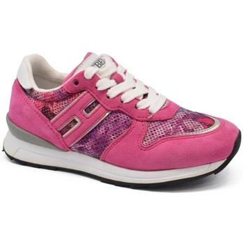 Sko Børn Lave sneakers Hogan  Pink