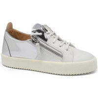 Sko Dame Sneakers Giuseppe Zanotti  Hvid