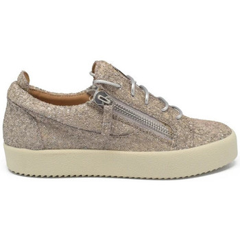 Sko Dame Sneakers Giuseppe Zanotti  Beige