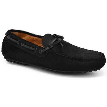 Sko Herre Mokkasiner Car Shoe  Sort