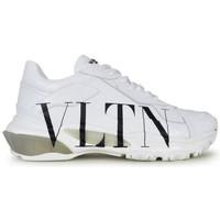 Sko Dame Sneakers Valentino Garavani  Hvid