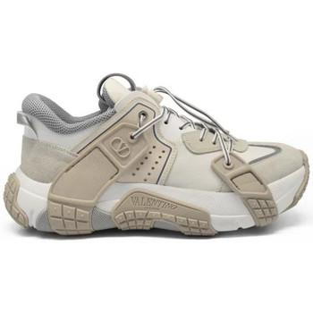 Sko Herre Sneakers Valentino Garavani  Hvid