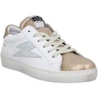 Sko Dame Lave sneakers Semerdjian 135357 Hvid