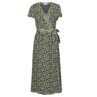 textil Dame Lange kjoler Betty London OMADAM Sort / Flerfarvet
