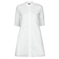 textil Dame Korte kjoler Betty London ODA Hvid