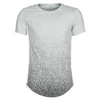 textil Herre T-shirts m. korte ærmer Yurban OLORD Grå / Sort