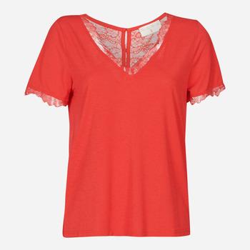 textil Dame Toppe / Bluser Moony Mood OTUIDE Rød