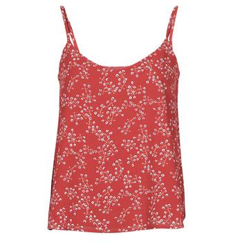 textil Dame Toppe / Bluser Moony Mood OPALE Rød