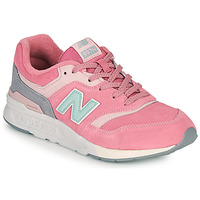 Sko Pige Lave sneakers New Balance 997 Pink