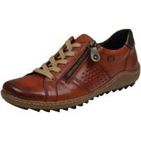 Sko Dame Lave sneakers Remonte Dorndorf R471738 Rød