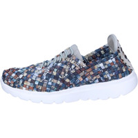 Sko Dame Slip-on Pregunta Sneakers BJ245 Flerfarvet