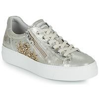 Sko Dame Lave sneakers NeroGiardini EDDY Guld