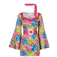 textil Dame Forklædninger Fun Costumes COSTUME ADULTE SWEET MEADOW Flerfarvet