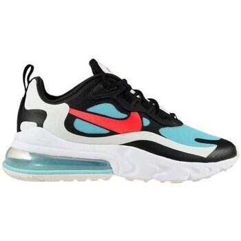 Sko Dame Lave sneakers Nike Air Max 270 React Hvid, Sort, Blå